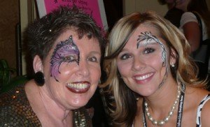 Orlando face painting for adults!